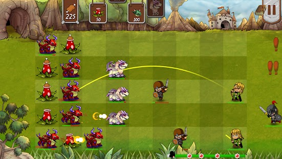 Dragons vs Knights Apk Free on Android Game Download
