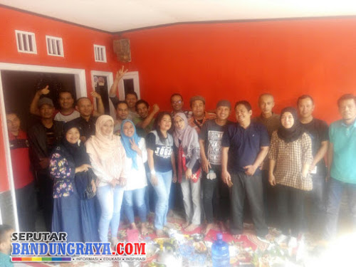 Reuni 22 Tahun Alumni SMPN 2 Ujungberung  angkatan 1995