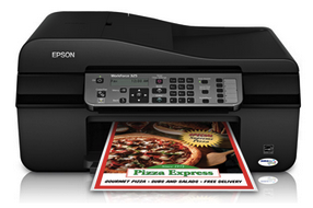 Epson WorkForce 325 Drivers & Software Download