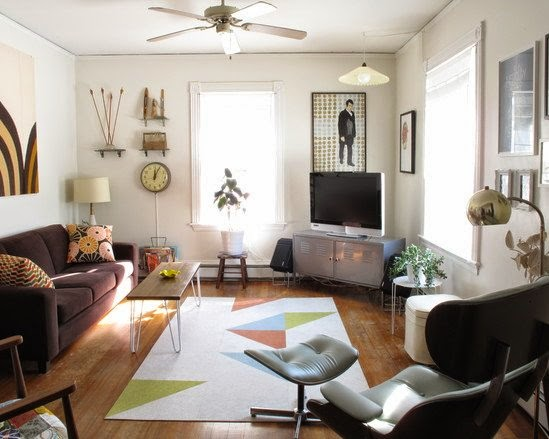 ideas for small living room layout