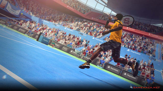 Tennis World Tour v1.13 Gameplay Screenshot 4