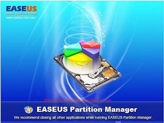 EaseUS Partition Master v10.8 + Keygen [Completo] [MEGA]