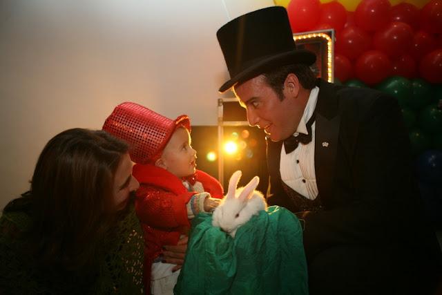 magica para crianca