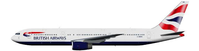 kaese2002.de: British Airways Boeing 767-300