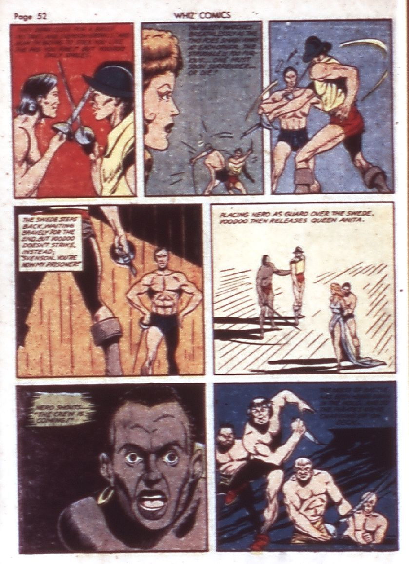 WHIZ Comics issue 23 - Page 54