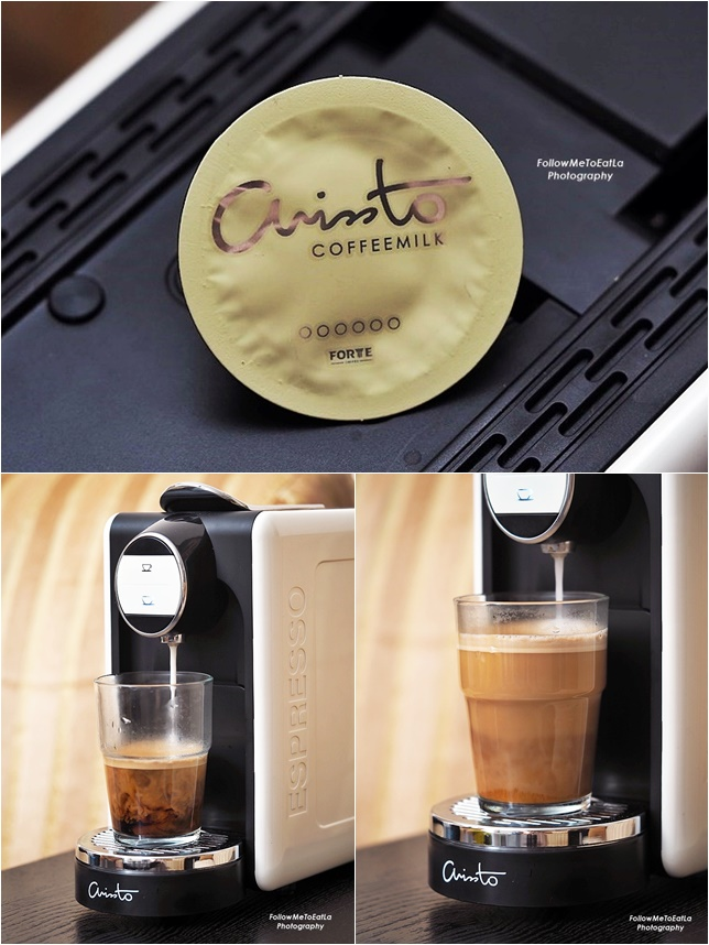 Finally Slot In Your Coffee Milk Capsules To Get Your Cup Of Coffee Fix