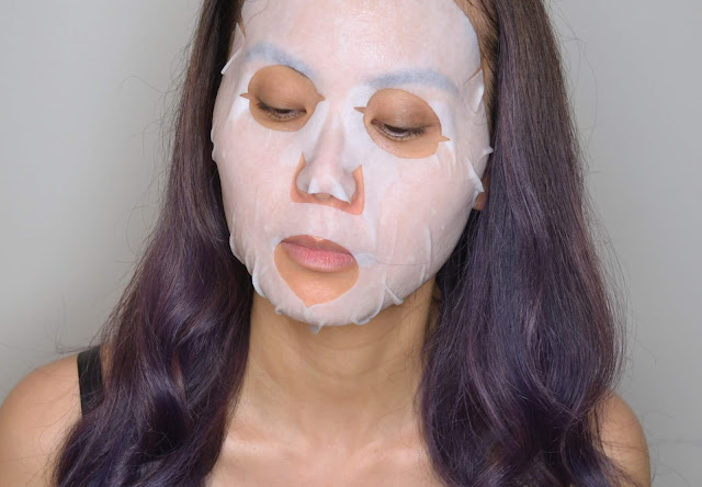 Puriface EMP Collagen Boost Sheet Mask Review