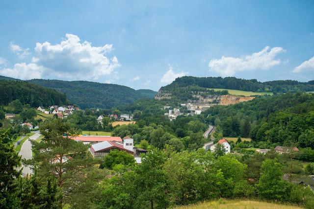 Erzweg Etappe 5 Etzelwang – Lichtenegg  Wandern Amberg-Sulzbacherland 10