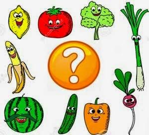 Adivinanzas de verduras