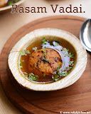 Rasam vadai recipe
