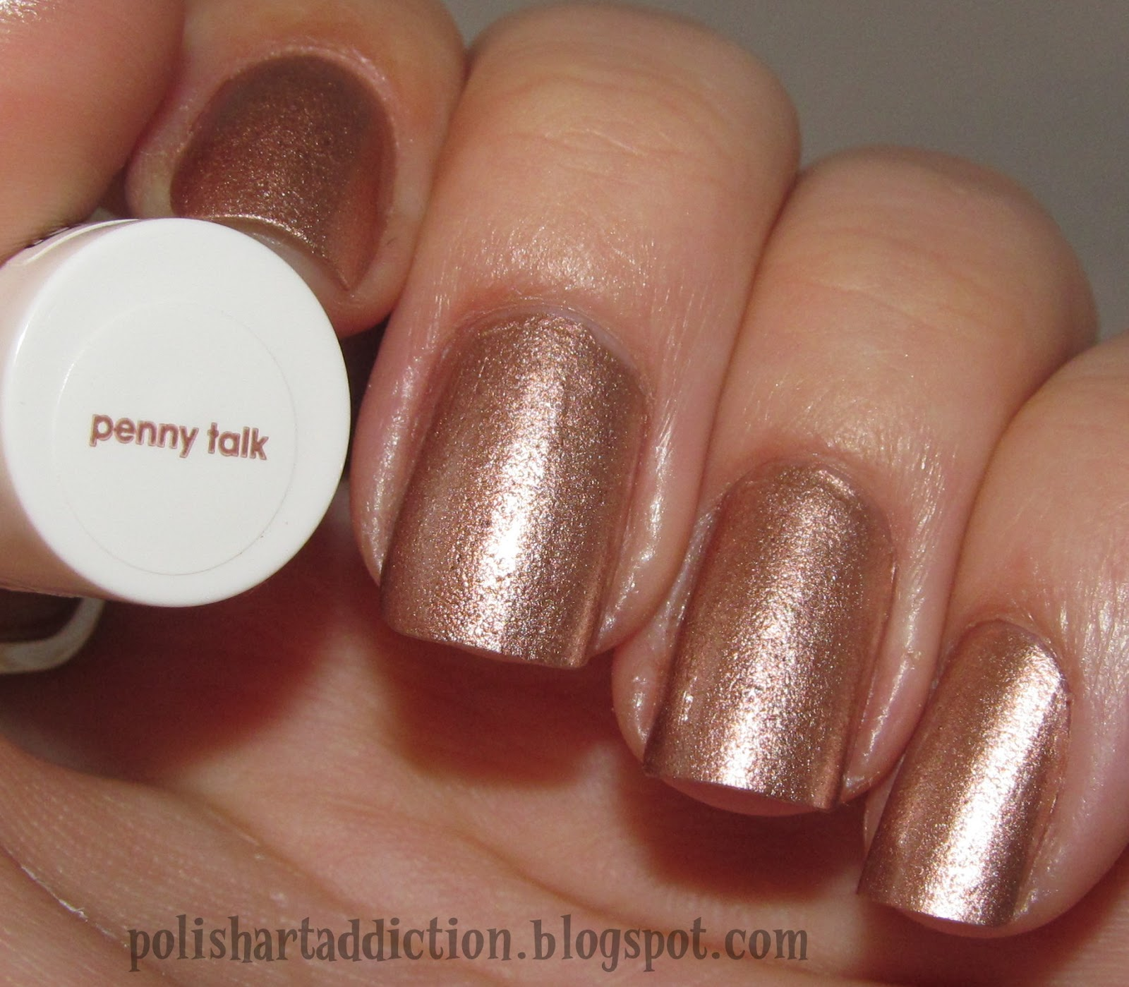 Essie Penny Talk Stamps