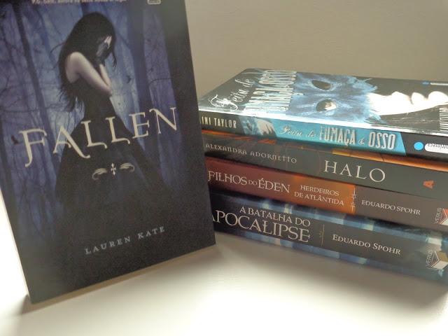 Variedades: TOP #7 Livros Sobre Anjos Pra Quem Gosta de Fallen