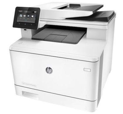 HP Color Laserjet Pro printer kantoor