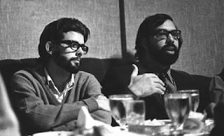 George Lucas y Francis Ford Coppola