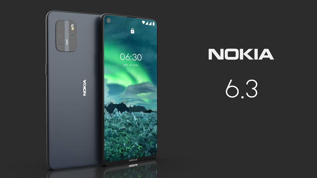 Review Spesifikasi & Harga Nokia 6.3