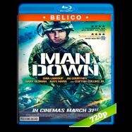 Man Down (2015) BRRip 720p Audio Ingles 5.1 Subtitulada