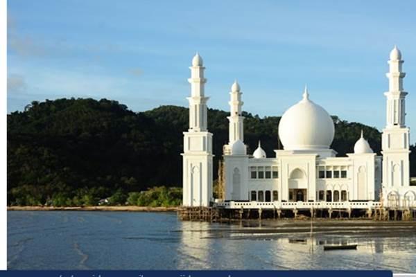 "Sejarah Berdirinya Masjid Terapung ""Oesman Al Khair"" Kayong Utara"