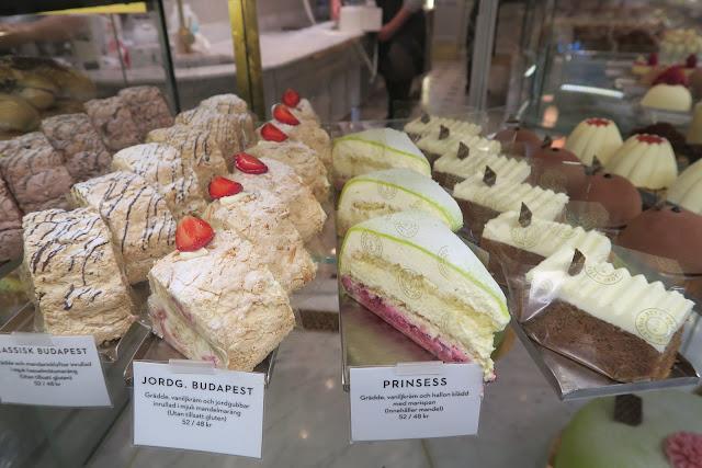 Stockholm princess cake