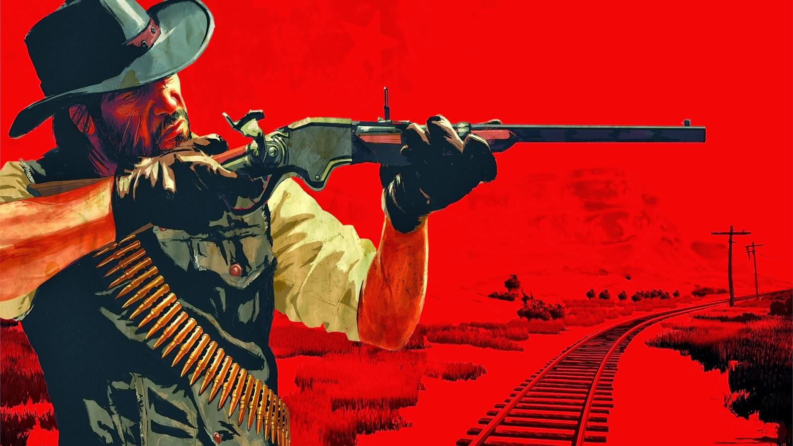 Ipad Retina Hd Wallpaper Rockstar Games: CervelloNe(rd): Red Dead Redemption Un Vero Capolavoro