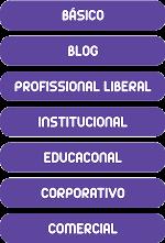 Tipos de site que existe na internet