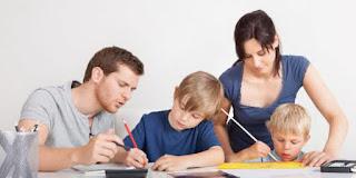 Cara Mengontrol Pendidikan Anak