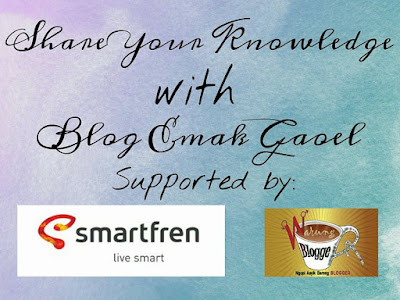 "Emak Gaoel Vlog Competition ""Share Your Knowledge"" Berhadiah 10 Gadget 4G LTE Dari Smartfren"