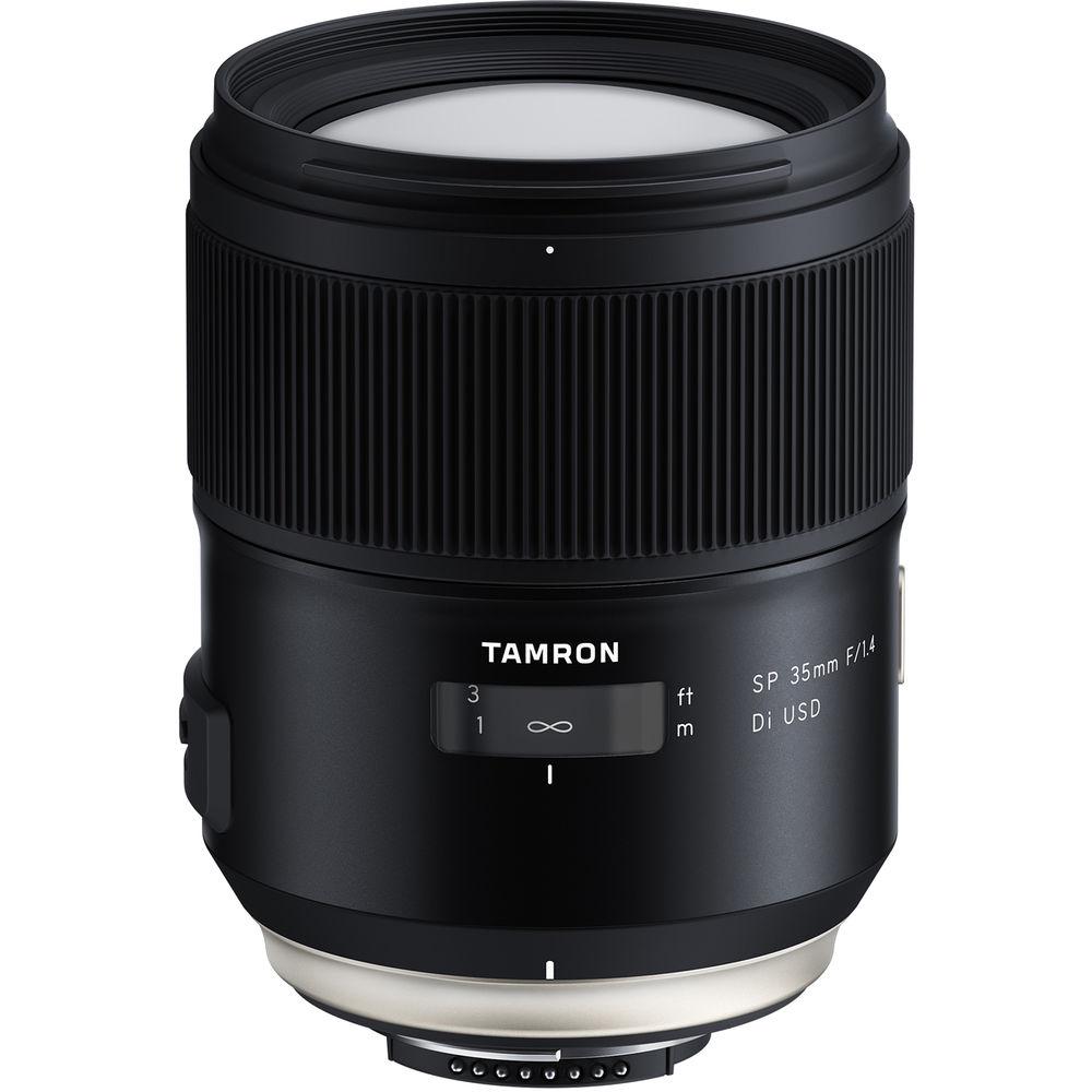 Tamron SP 35mm f/1.4 Di USD (Model F045)