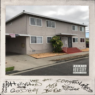 Hollywood - Congratulations - Album Download, Itunes Cover, Official Cover, Album CD Cover Art, Tracklist