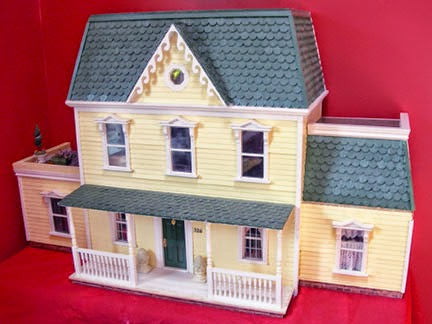 Victorian Dollhouse Tour