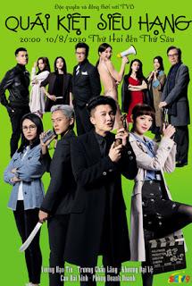 Quái Kiệt Siêu Hạng - SCTV9 (2020)