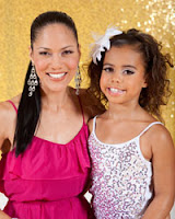 Kristie and Asia from Abby's Ultimate Dance Competition