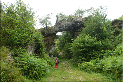 Arco de Jentilzubi «Puente de los gentiles»