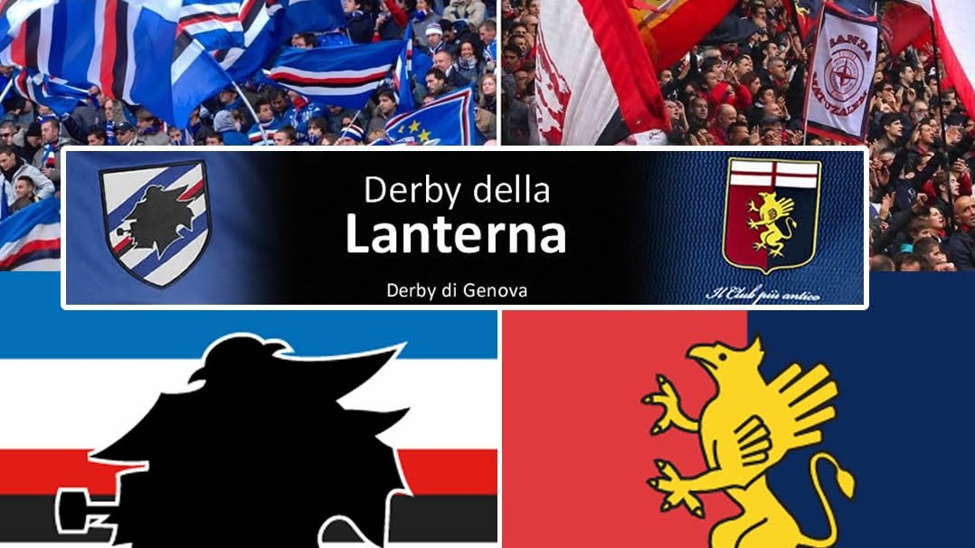 DIRETTA GENOA SAMPDORIA Streaming Rojadirecta, dove vederla Gratis su Internet.