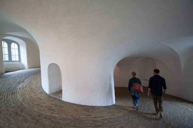 Torre rotonda elicoidale-Copenhagen