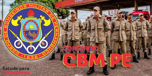 concurso cbm pe 2017