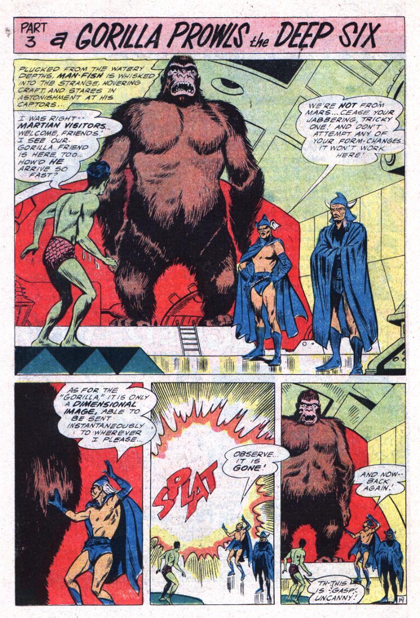 Read online Sea Devils comic -  Issue #30 - 27