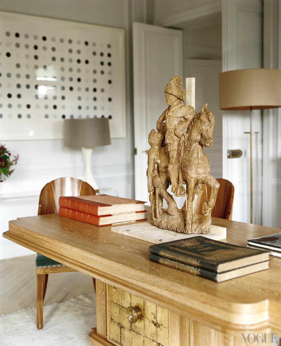 L Wren Scott S Paris Apartment