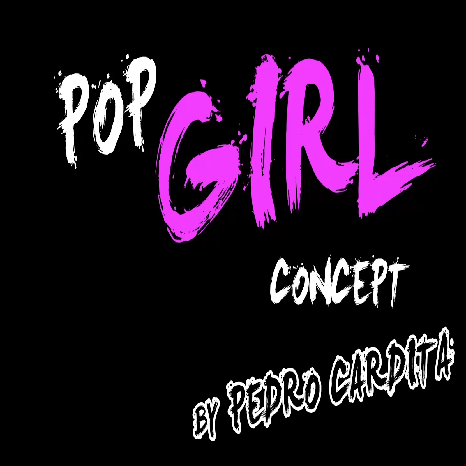 Pop Girl Concept by Pedro Cardita