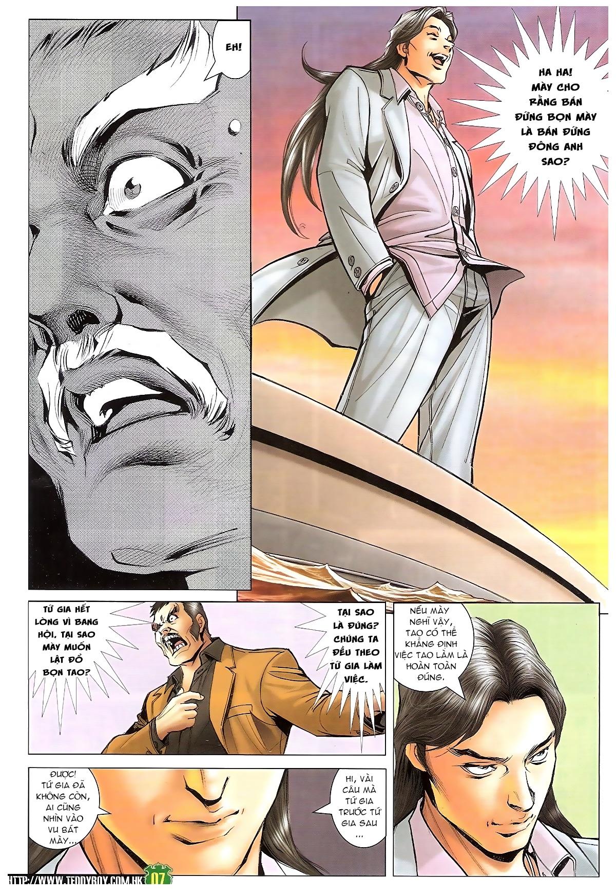 Người Trong Giang Hồ - Ngũ Hổ qui thiên - Chapter 1720: Sự thật lộ rõ - Pic 6