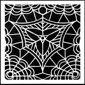 WEBBED MEDALLION