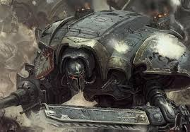 Imperial Knight Rumors.... Wow.