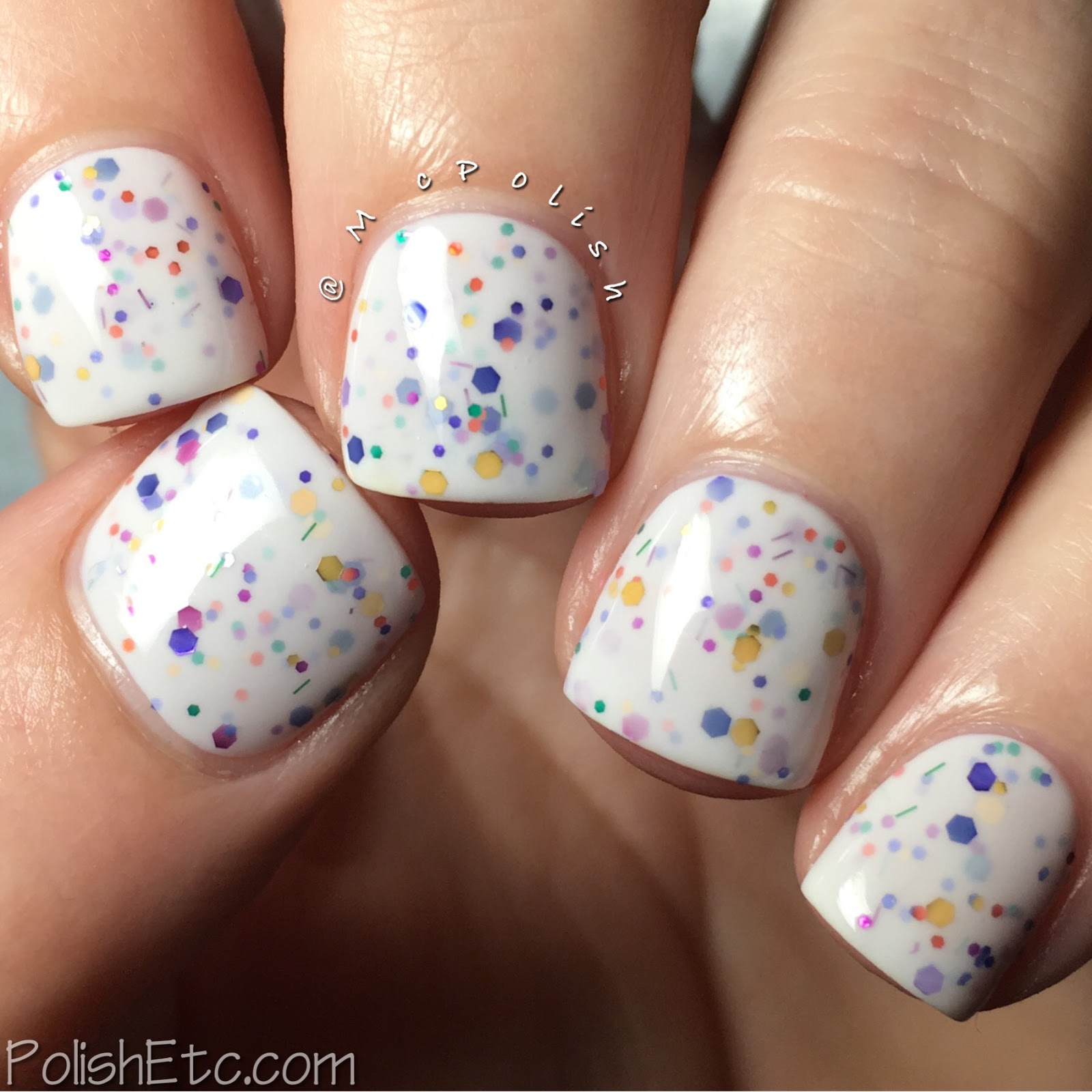 KBshimmer - Nauti by Nature Collection - McPolish - Tempting Fête
