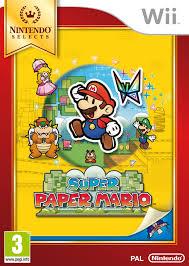 Juegos Para Wii 2018 Mega Wbfs Super Paper Mario Wii