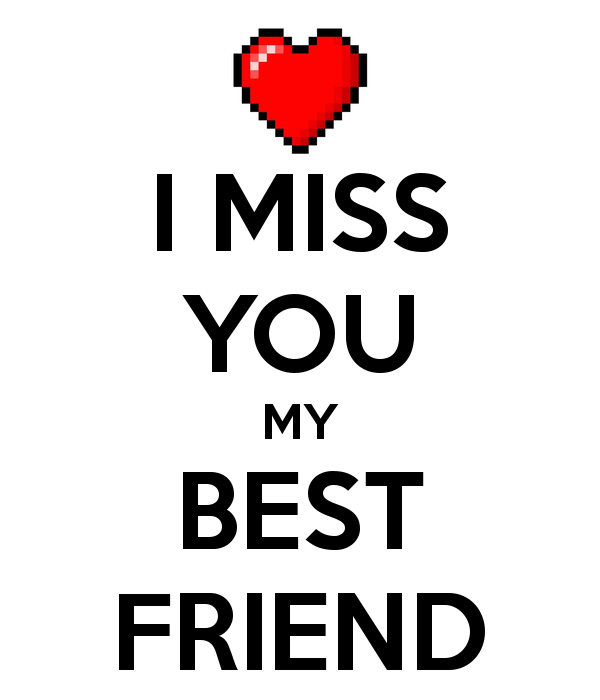 I Miss You Quotes For Friends: Miss U Greeting: Manjusha Greetings