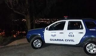 Dupla é detida pela GCM de Jacareí após tentativa de roubo