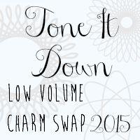 Patch the Giraffe: Shhhhh: Low Volume Charm Swap II
