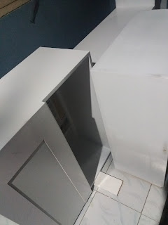 Kitchen Set Anti Rayap Bahan Pvc 2