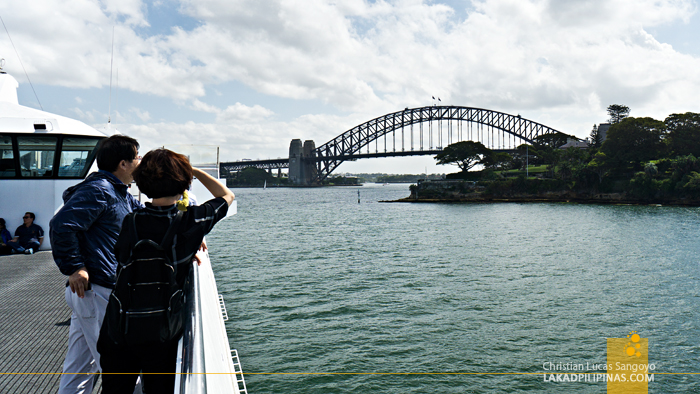 Sydney Harbour Cruise Harbour Bridge
