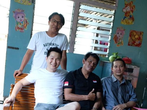Imlek di Nanga Mahap, Banyak Kerabat yang Datang