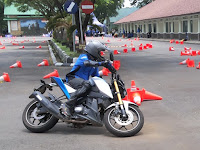 Yamaha Gelar YRA di Bandung